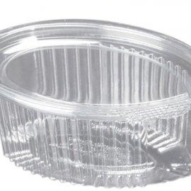 Plastik ÖSK 60 cc Kapaklı Sos Kabı