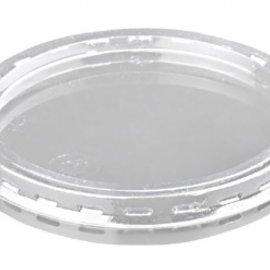 Plastik 58 mm Çap Sos Kabı Kapağı